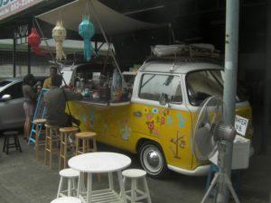 タイのスタンドカフェ