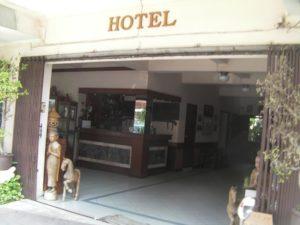 タイのホテル