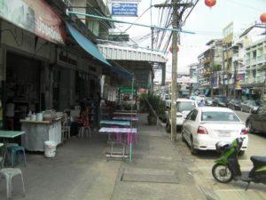 タイのローカルな街での暮らし