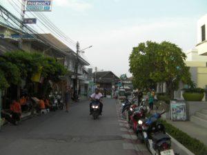 バンコク郊外
