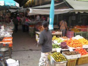 パヤオの市場