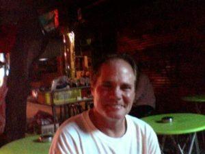 バンコクで知り合ったアメリカ人のIT技術者