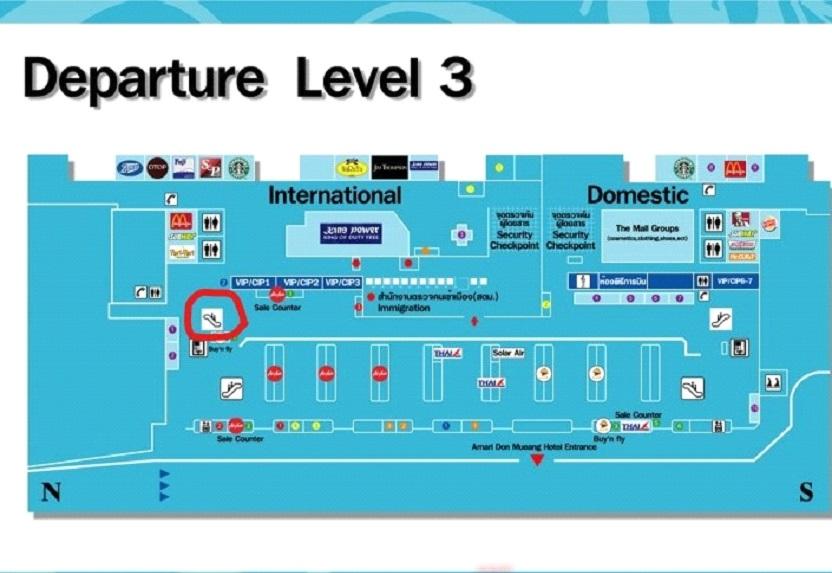 DMK Map 3F