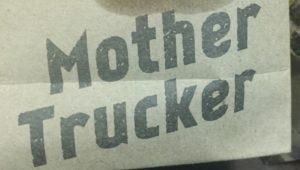 Mother Trucker bangkok