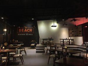 The Beach Seaside Grill ビーチシーサイドグリル