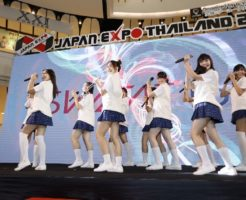 BNK48 ジャパンエキスポタイランド2018