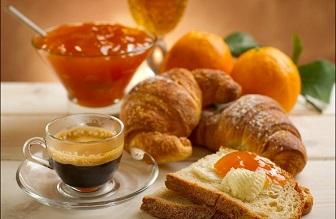 Mini Boutique House breakfast