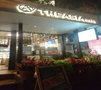 The Asia cafe(アジアカフェ)