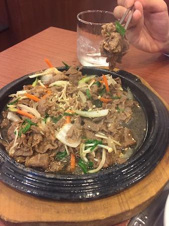 大長今(デチャングム)韓国料理