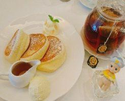 スフレ& Souffle pancakes café