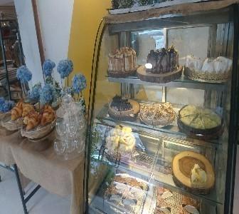 ケーキが美味しいカフェ@スクンビットsoi26 baker gonna bake