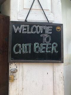 クレット島Chit Beer